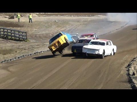 Folkrace - XL Bygg I Osby Racet 2017-05-06