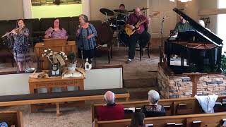 The Bevan Family at Shannon First Baptist thumbnail