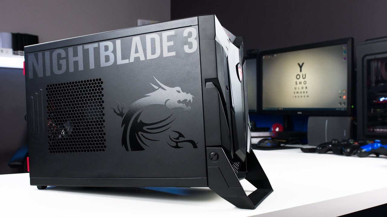 Msi Nightblade 3 Review Does Size Always Equal