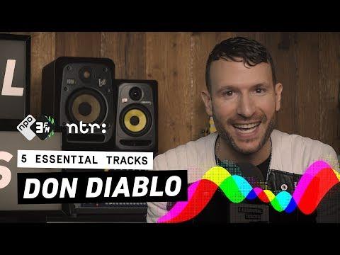 "Don Diablo: ""Freddie Mercury is my hero""   Interview Michiel Veenstra   5 Essential Tracks   3FM"