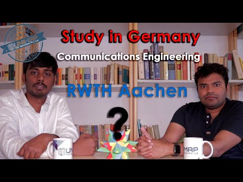 Masters In Communications Engineering | RWTH Aachen | Study In Germany