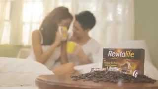 3-in-1 Coffee Mix with Tongkat-Ali, Maca, GInseng, and Ganoderma  - REVITALIFE