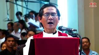 Vương Cung Thánh Đường Đức Bà Sài Gòn: Tưởng Niệm Cuộc Thương Khó của Chúa 2019