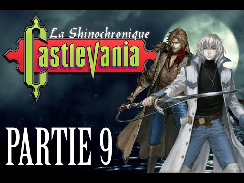 Shinochronique: La Chronologie de Castlevania [PARTIE 9]