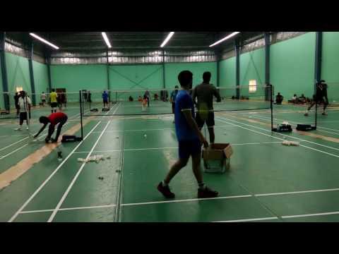 PV Sindhu Training