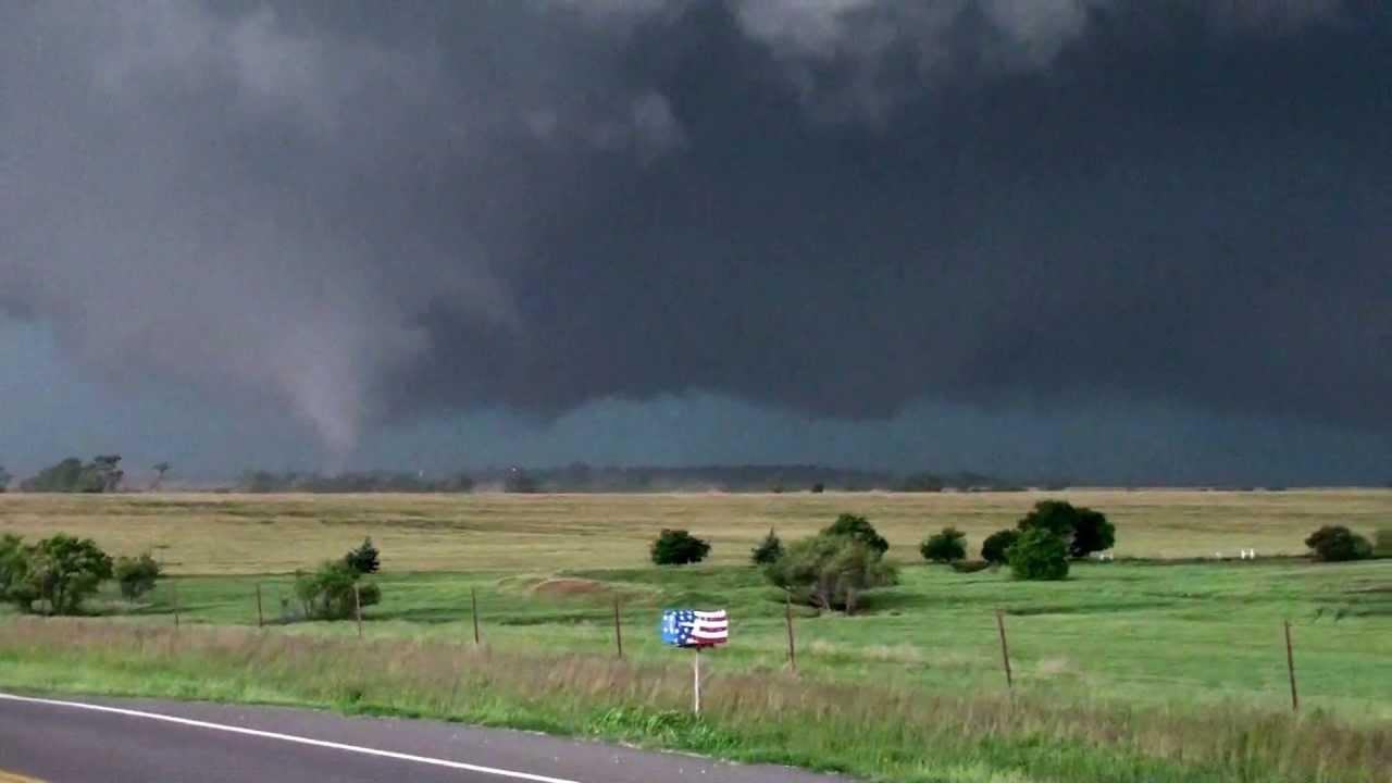 Multiple Vortex Tornado! El Reno, OK - May 31, 2013 HD ...