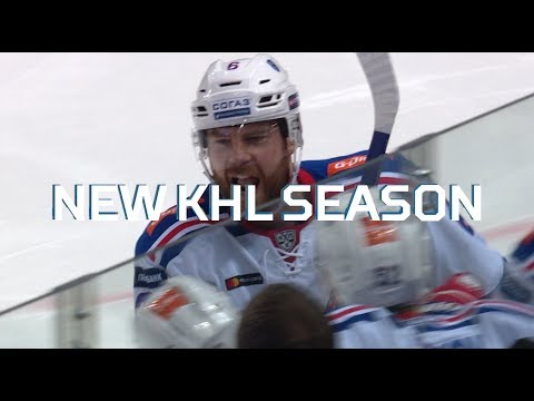 New KHL Season Is Here!