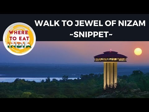 Walk to Jewel of Nizam | Snippet | Where To Eat India
