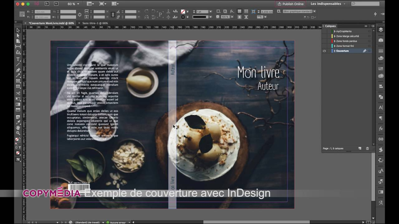 cr u00e9er un document indesign - copymedia
