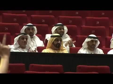 His Highness Sheikh Mohammed bin Rashid Al Maktoum Visits Bollywood Parks™ Dubai
