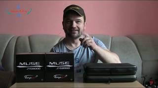 Обзор Катушки MUSE JYG8000, сигнализаторов поклевки Hirisi и свингеров VKTECH
