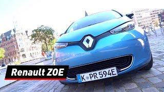 Ideales Elektroauto: Renault Zoe ZE 40 im Test