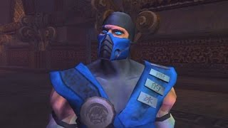 Mortal Kombat: Armageddon - Walkthrough Part 7 - Lin Kuei Palace Part 1