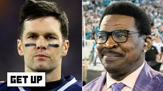 Michael Irvin heard the Cowboys could sign Tom Brady in free agency | Get Up