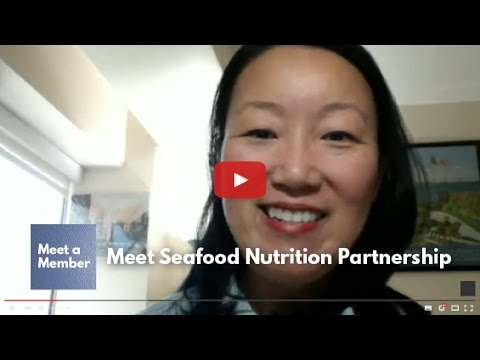 Meet Seafood Nutrition Partnership