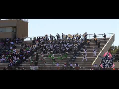 Zero Quarter - Jackson State University vs Mississippi Valley State University 2019