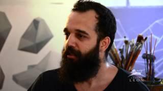 Leon Center. Interview with Gustavo Peña