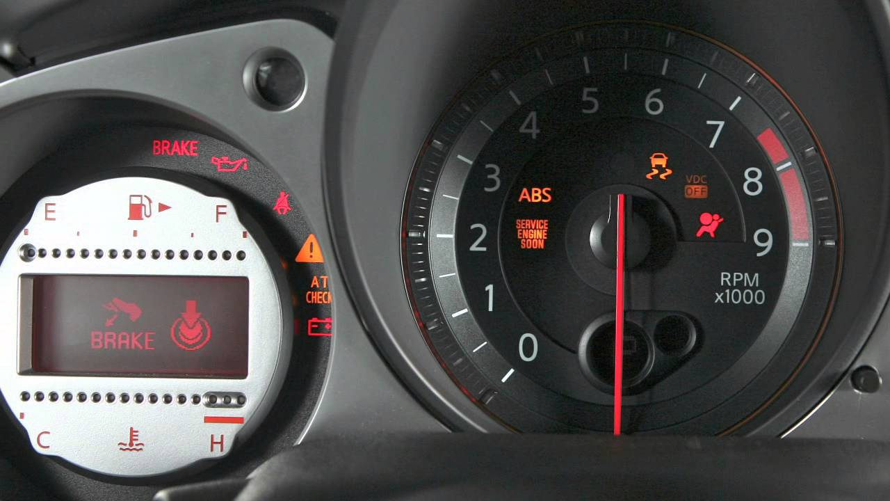 2013 nissan 370z warning and indicator lights youtube 2013 nissan 370z warning and indicator lights biocorpaavc Image collections