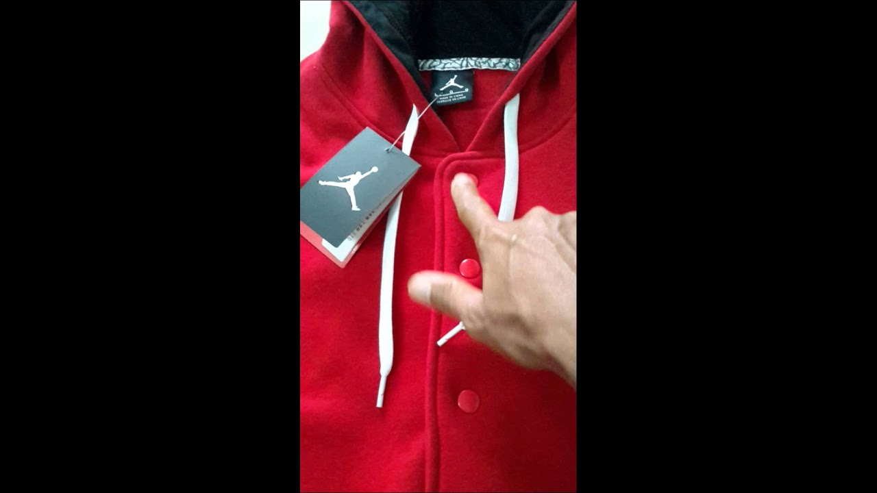 91a9098fe2cb Air Jordan hoodie - YouTube
