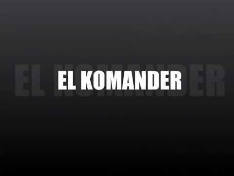 El Komander - Cuernito Armani
