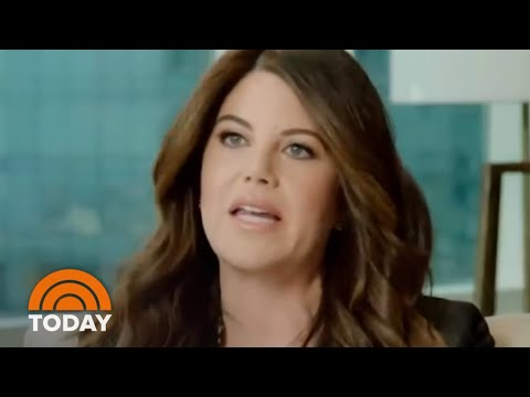 Monica Lewinsky Talks Public Shaming In Candid Interview | TODAY