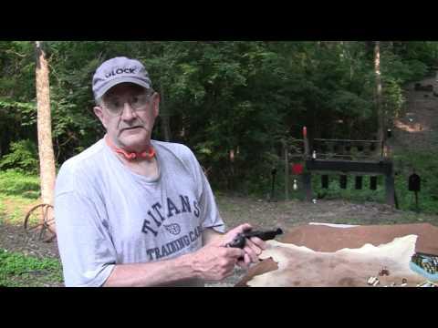 Smith & Wesson model 22  (.45 ACP)