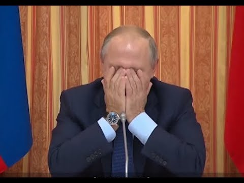 HILARIOUS: Putin Laughs At His Minister For Suggesting To Export Pork To Muslim Countries