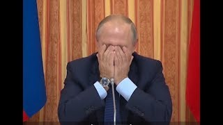 HILARIOUS: Putin Laughs At His Minister For Suggesting To Export Pork To Muslim Countries thumbnail