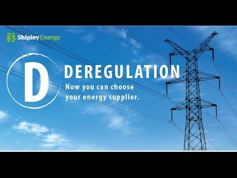 Shipley Energy: Energy Deregulation 101
