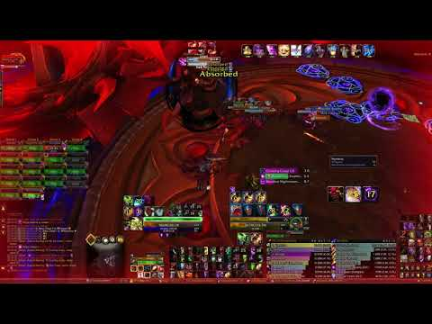Heroic Za'qul, Harbinger of Ny'alotha - The Eternal Palace - Affliction Warlock PoV