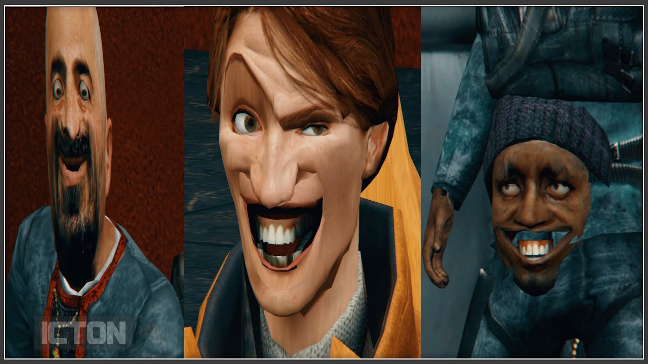 Garrys Mod Faces