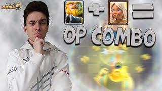 HEALER RG COMBO ATTACK FOR THE EASIEST WINS!