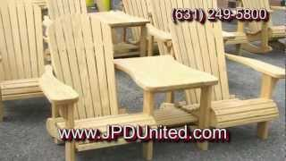 Video 31 - Wooden Adirondack Furniture for Sale -- JPD United -- Wooden Outdoor