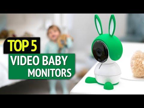 TOP 5: Best Video Baby Monitors 2019