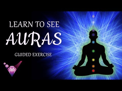 Lights Of Venus : Learn To See Auras - Guided Exercise W/ Binaural Beats
