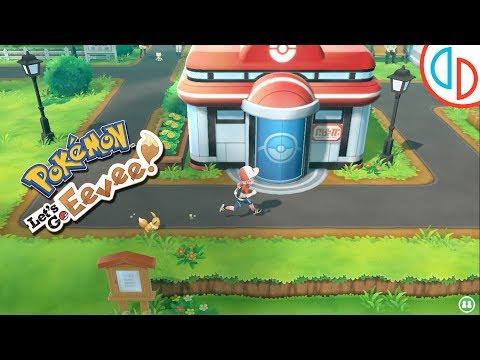 Pokémon: Let's Go, Eevee! (Vulkan) - yuzu Emulator 163 [1080p] - Nintendo Switch - 동영상
