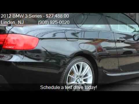 BMW Series I XDrive Coupe MSport For Sale In Lind YouTube - 2012 bmw 335i sedan for sale