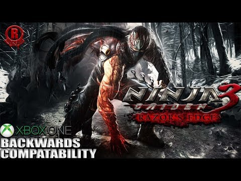 Ninja Gaiden 3 Razor S Edge Xbox One X Backwards Compatibility