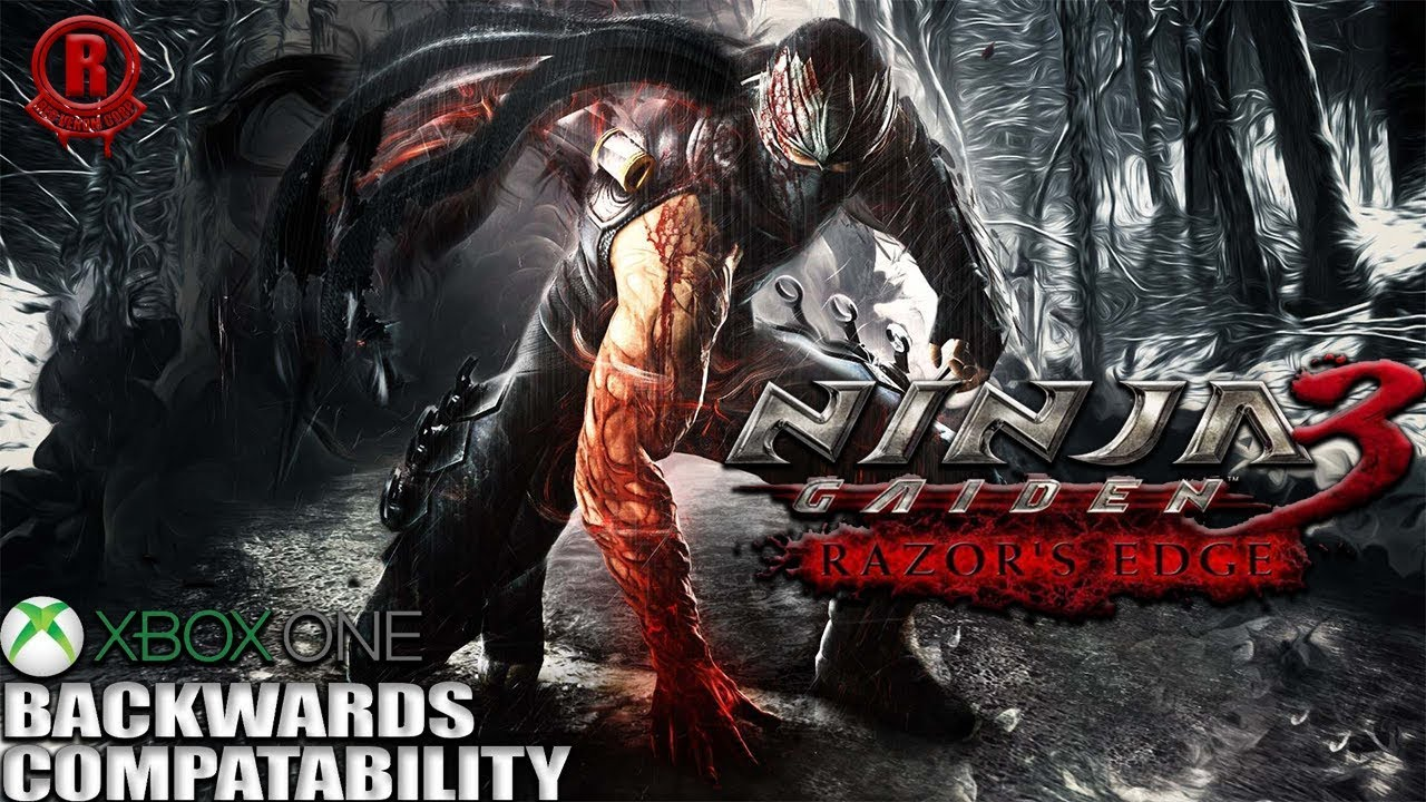 Ninja Gaiden 3 Razor S Edge Xbox One X Backwards Compatibility