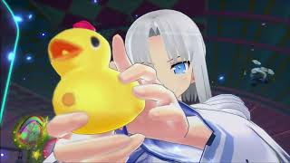 Senran Kagura Peach Beach Splash Gameplay FR PS4 Test