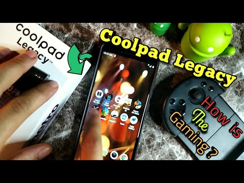Coolpad Legacy PUBG Gaming Test / +9 Extra Games | Metro By T-Mobile Version