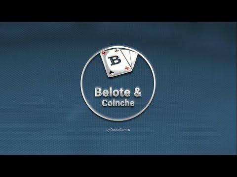 Belote Coinche Multiplayer
