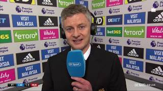 """""""All the texts from Rooney helped!"""" Ole Gunnar Solskjær thanks Wayne Rooney after first Man Utd game"""