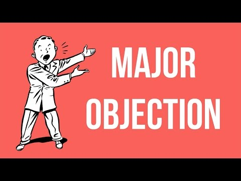 """Selling: Overcoming the objection """"I want to think it over"""" - Golden Nugget #18"""