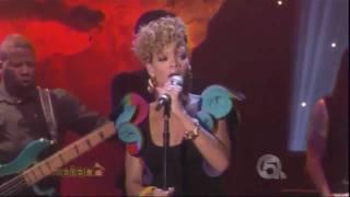 HD Rihanna Please Don T Stop The Music Live At Ellen Show 02 01 2010