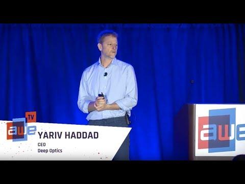 Yariv Haddad (CEO, Deep Optics): Foveal Adaptive Optics - Large Aperture Liquid Crystal Lenses