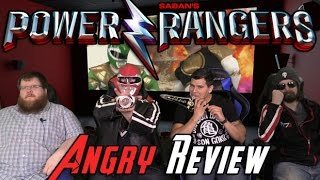 Power Rangers (2017) Angry Movie Review