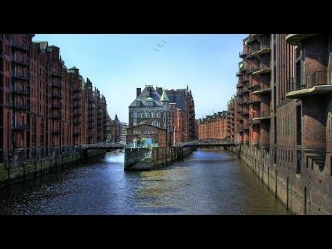 Speicherstadt Hamburg - the historic Warehouse District (Boat Tour) Germany
