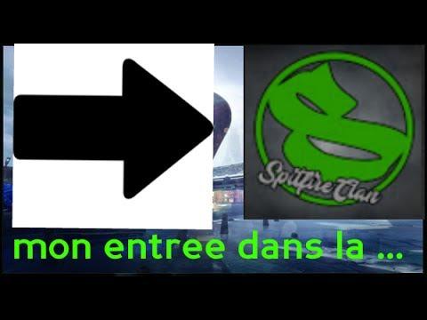 MON ENTREE DANS LA SPITFIRE !!!! - YouTube