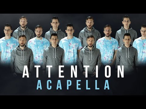Charlie Puth - Attention [Acapella]